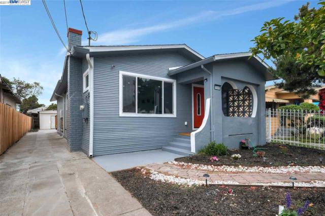 1649 72nd Avenue, Oakland, CA 94621 (#BE40865090) :: Strock Real Estate