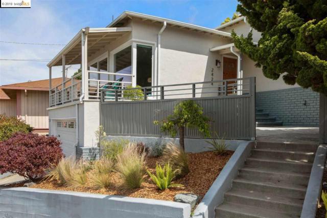 2424 Tulare Ave, El Cerrito, CA 94530 (#EB40865614) :: Strock Real Estate