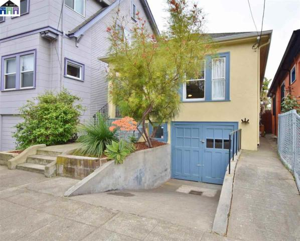 815 44Th St, Oakland, CA 94608 (#MR40866222) :: Strock Real Estate