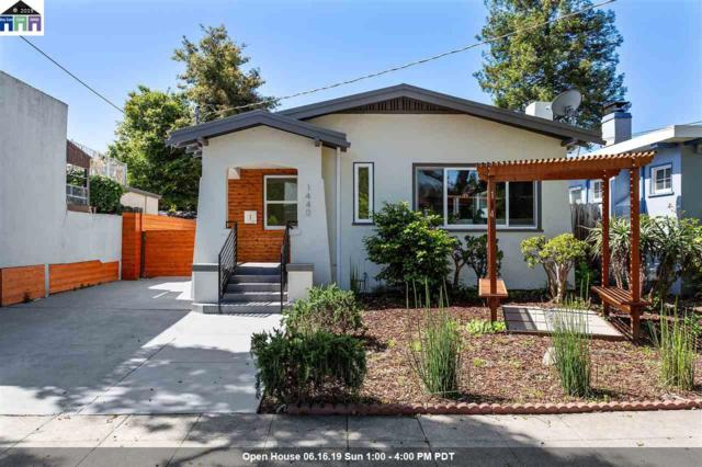 1440 Parker Street, Berkeley, CA 94702 (#MR40868945) :: Strock Real Estate