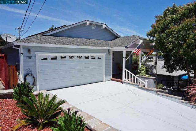 107 Escobar St, Martinez, CA 94553 (#CC40869258) :: The Warfel Gardin Group