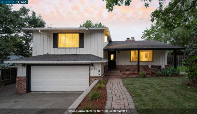 3360 Sweet Dr, Lafayette, CA 94549 (#CC40871171) :: Strock Real Estate