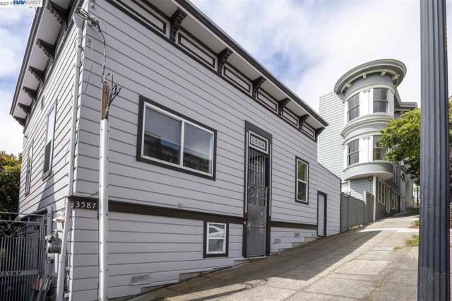 3589 21St St, San Francisco, CA 94114 (#BE40872404) :: The Warfel Gardin Group