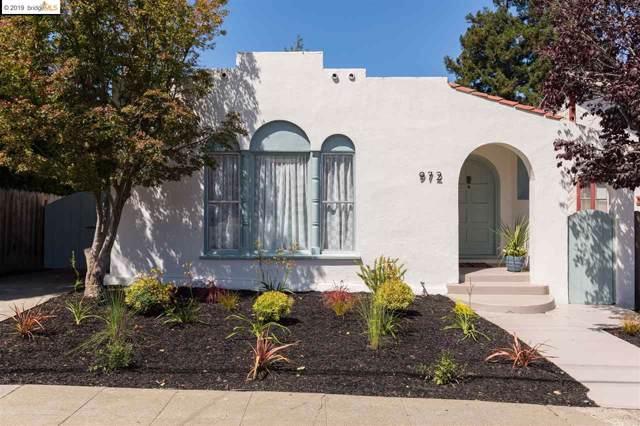 972 Neilson St, Albany, CA 94706 (#EB40880466) :: Brett Jennings Real Estate Experts