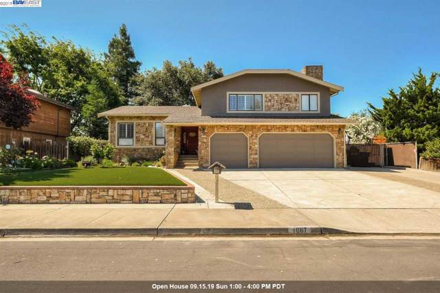 1067 Sherry Way, Livermore, CA 94550 (#BE40880588) :: Strock Real Estate