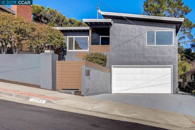 2244 Tamalpais Ave, El Cerrito, CA 94530 (#CC40880619) :: The Sean Cooper Real Estate Group