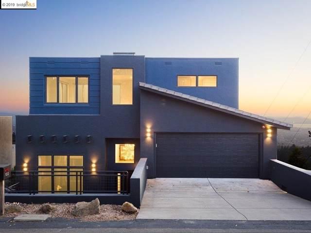 103 Diablo Drive, Oakland, CA 94611 (#EB40880716) :: Intero Real Estate