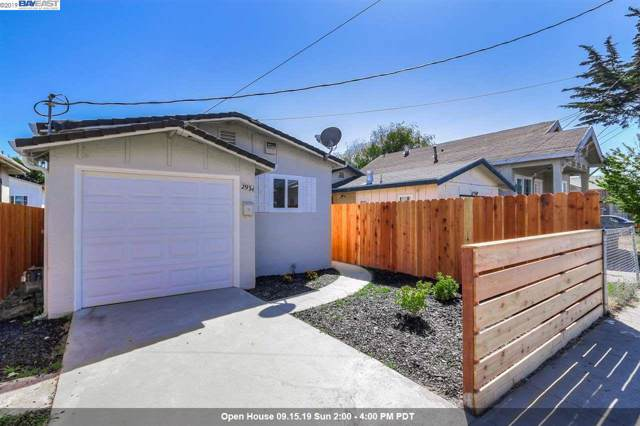 2934 Johnson Ave, Richmond, CA 94804 (#BE40881055) :: Strock Real Estate