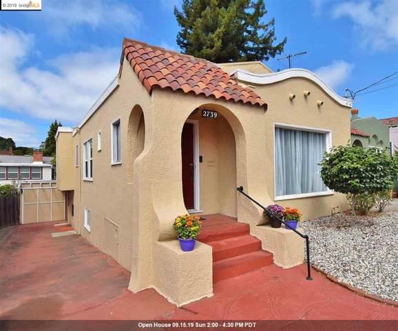 2739 Grande Vista Avenue, Oakland, CA 94601 (#EB40881110) :: The Realty Society