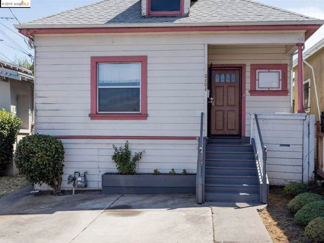 3404 13Th Ave, Oakland, CA 94610 (#EB40881115) :: The Sean Cooper Real Estate Group