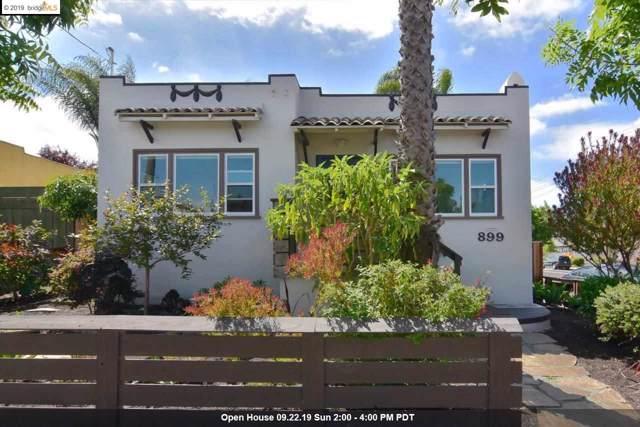 899 54Th St, Oakland, CA 94608 (#EB40881957) :: The Goss Real Estate Group, Keller Williams Bay Area Estates