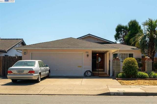 4592 Berk Ave, Richmond, CA 94804 (#BE40882066) :: The Sean Cooper Real Estate Group