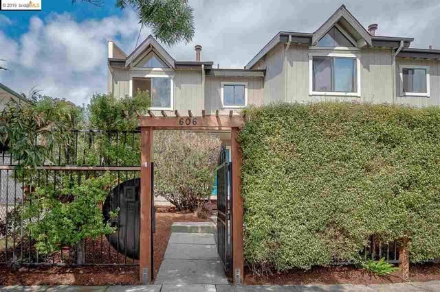 606 59th St, Oakland, CA 94609 (#EB40882749) :: Strock Real Estate