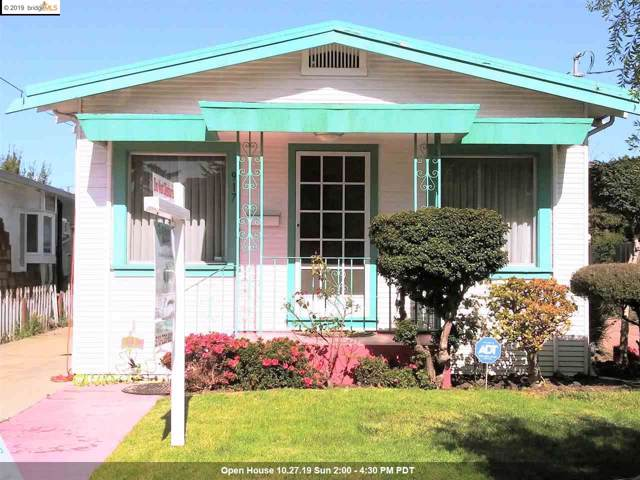 917 Page St, Berkeley, CA 94710 (#EB40884325) :: RE/MAX Real Estate Services