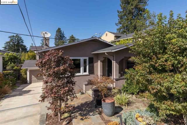 5839 Heron Dr, Oakland, CA 94618 (#EB40884474) :: Strock Real Estate
