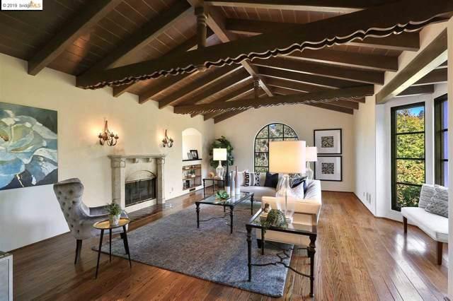 5241 Cochrane Ave, Oakland, CA 94618 (#EB40884712) :: Strock Real Estate