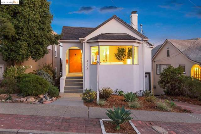 4700 Edgewood Ave, Oakland, CA 94602 (#EB40888335) :: The Kulda Real Estate Group