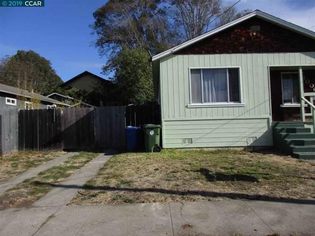 1006 Everett St, El Cerrito, CA 94530 (#CC40889121) :: The Goss Real Estate Group, Keller Williams Bay Area Estates