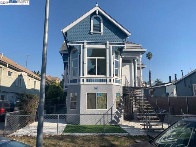 1440 Chestnut St, Oakland, CA 94607 (#BE40890760) :: The Sean Cooper Real Estate Group