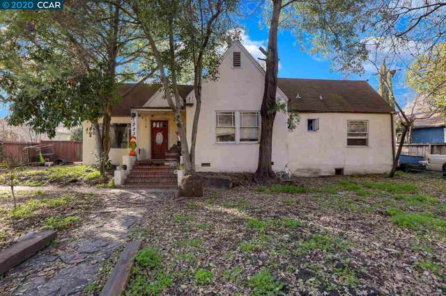 2231 Buena Vista Ave, Walnut Creek, CA 94597 (#CC40891899) :: The Kulda Real Estate Group