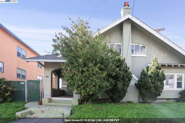 5625 Market St, Oakland, CA 94608 (#BE40892025) :: The Kulda Real Estate Group