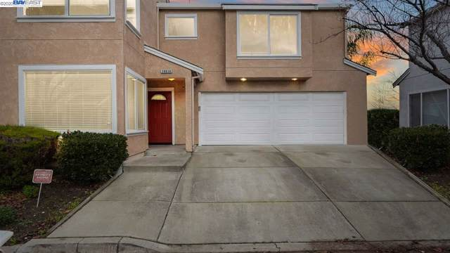20638 Blossom Cmn, Hayward, CA 94541 (#BE40892557) :: Strock Real Estate