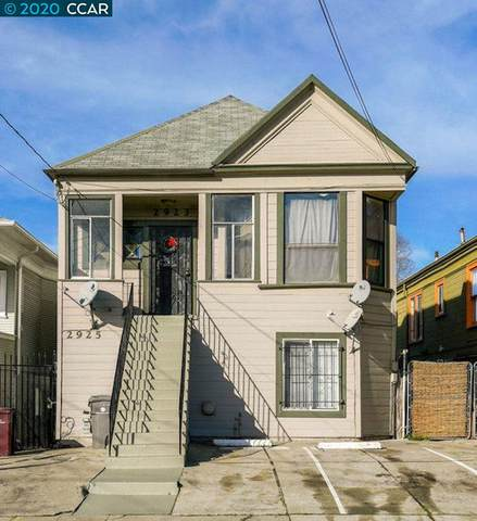 2923 West St, Oakland, CA 94608 (#CC40893805) :: Keller Williams - The Rose Group