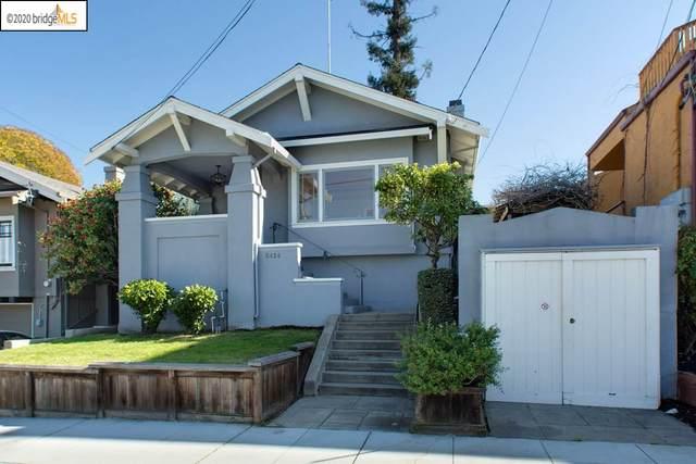 5424 Broadway, Oakland, CA 94618 (#EB40894498) :: Strock Real Estate