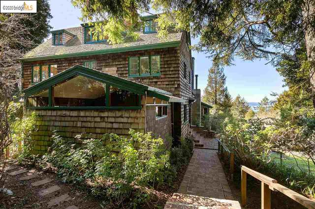 1194 Cragmont Ave, Berkeley, CA 94708 (#EB40895041) :: Keller Williams - The Rose Group