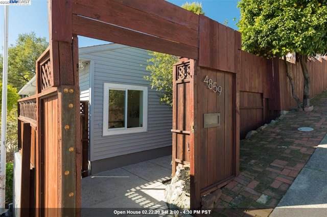 4859 Davenport Ave, Oakland, CA 94619 (#BE40895308) :: Keller Williams - The Rose Group