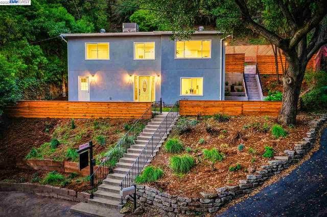 4399 Whittle Ave, Oakland, CA 94602 (#BE40895422) :: Real Estate Experts