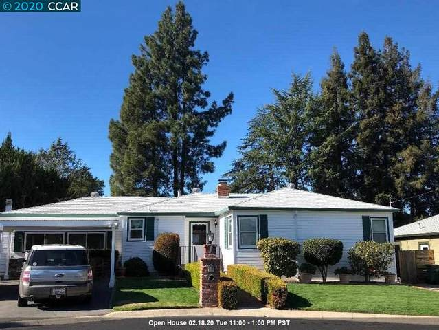 39 Cameo, Walnut Creek, CA 94597 (#CC40895503) :: Keller Williams - The Rose Group