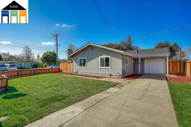 3349 Baylis, Fremont, CA 94538 (#MR40895521) :: Keller Williams - The Rose Group