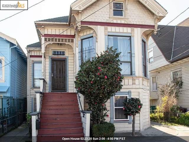 1821 E 15Th St, Oakland, CA 94606 (#EB40895574) :: Keller Williams - The Rose Group