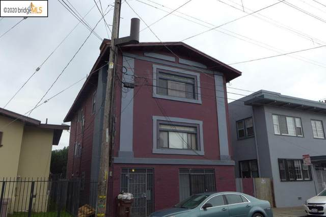 508 Bissell Avenue, Richmond, CA 94801 (#EB40895776) :: Robert Balina | Synergize Realty