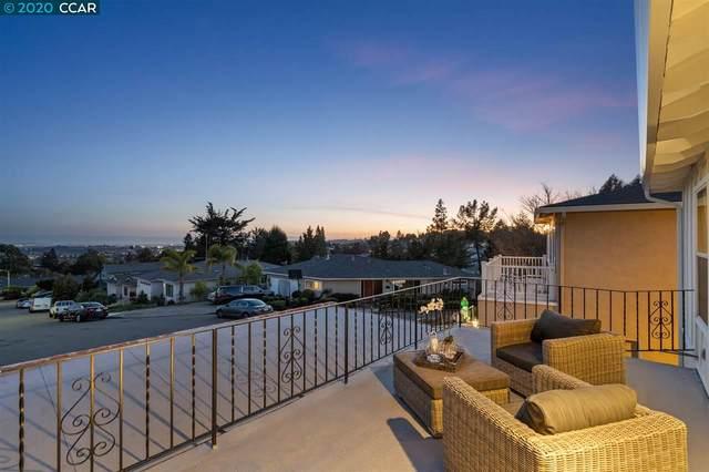 17664 Hillside Ct, Castro Valley, CA 94546 (#CC40898078) :: Live Play Silicon Valley