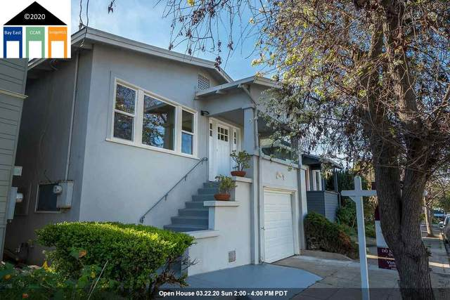 5248 Boyd, Oakland, CA 94618 (#MR40898659) :: The Kulda Real Estate Group