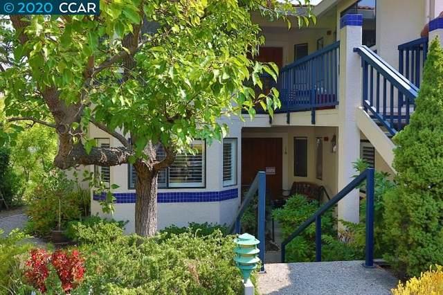 4153 Terra Granada Drive 1A, Walnut Creek, CA 94595 (#CC40919018) :: The Realty Society