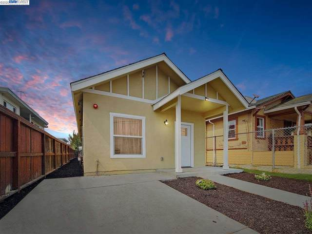 1725 62Nd Ave, Oakland, CA 94621 (#BE40919353) :: The Gilmartin Group