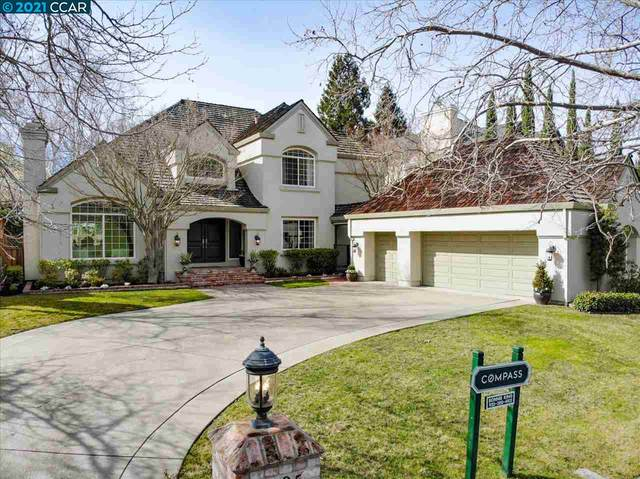 4295 Quail Run Pl, Danville, CA 94506 (#CC40937113) :: Real Estate Experts