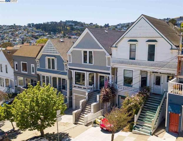 918 Noe St, San Francisco, CA 94114 (#BE40942519) :: RE/MAX Gold