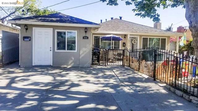 856 Lester Ave, Hayward, CA 94541 (#EB40947936) :: Robert Balina | Synergize Realty