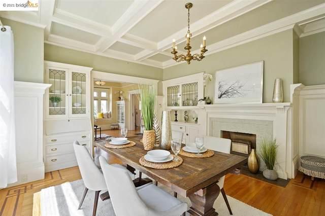 5669 Ocean View Dr, Oakland, CA 94618 (#EB40947048) :: The Goss Real Estate Group, Keller Williams Bay Area Estates