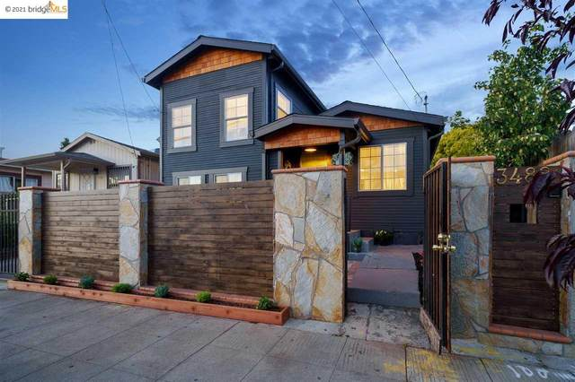 3488 Davis St, Oakland, CA 94601 (#EB40952150) :: Schneider Estates