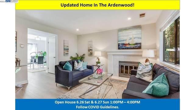34728 Tuxedo Cmn, Fremont, CA 94555 (#BE40952228) :: Schneider Estates
