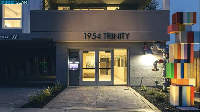 1954 Trinity Ave 202, Walnut Creek, CA 94596 (#CC40959770) :: The Goss Real Estate Group, Keller Williams Bay Area Estates