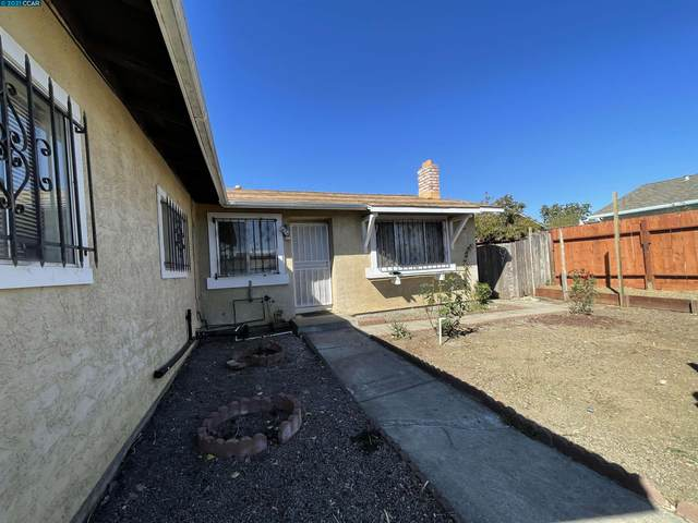 388 Linfield Dr, Vallejo, CA 94589 (#CC40963186) :: Paymon Real Estate Group