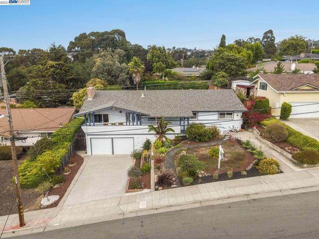 2518 Oakes Dr, Hayward, CA 94542 (#BE40963297) :: Schneider Estates