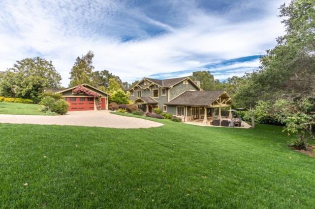 570 Remillard Dr, Hillsborough, CA 94010 (#ML81723474) :: Strock Real Estate