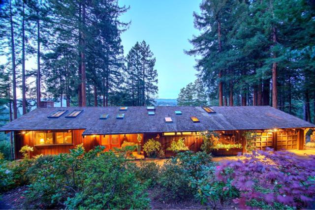 320 Sweetwater Ln, Ben Lomond, CA 95005 (#ML81747577) :: Strock Real Estate